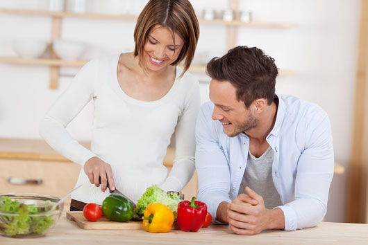 Как быстро накормить мужа когда вы оба приходите поздно