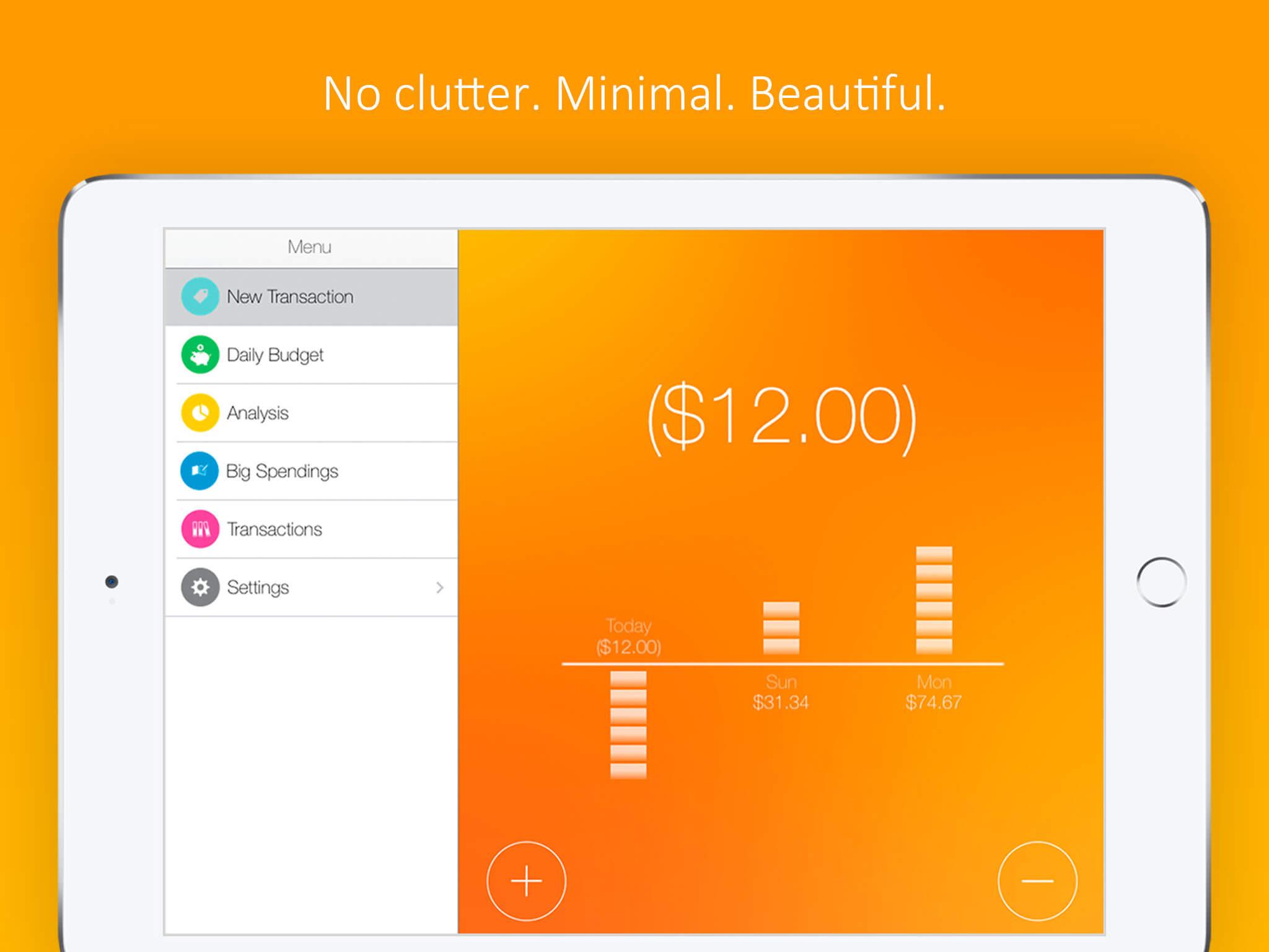 бухгалтерия на ios, как экономить деньги в семье, программа для учета личных финансов, семейного бюджета, iphone