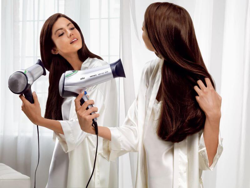 6 правил как сушить волосы правильно