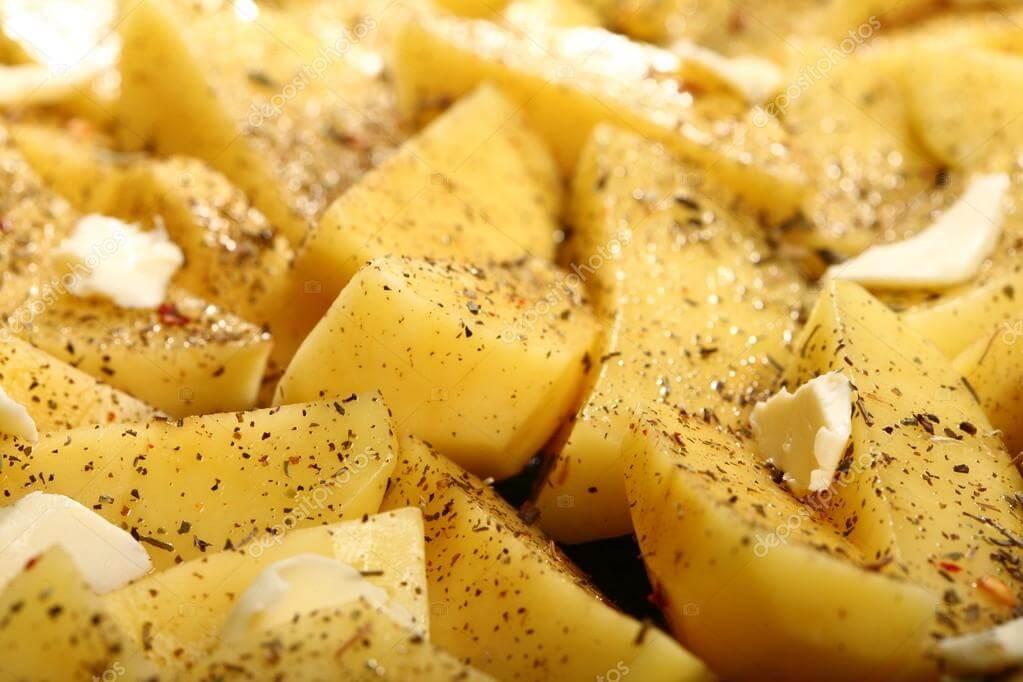 кухня, вкуснейшая курочка, простые рецепты, еда, рецепты, рецепты блюд, валентина24777, картошка в рукаве, картошка в духовке, запеченная картошка, рецепт картошки, приготовить картошку, окорочка с картошкой в рукаве