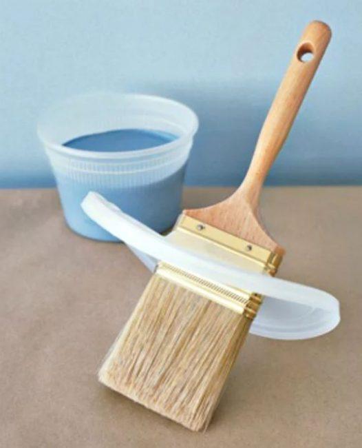 лайфхак для покраски стен