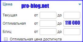 выбор сайта