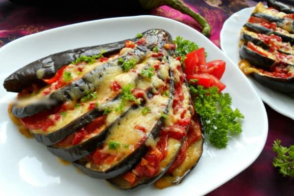 Вкусные и простые рецепты баклажанов|топ 5 рецептов