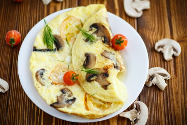 Правильное питание | +5 вкусных и полезных завтраков