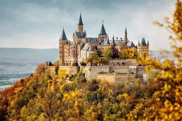 Наследие семьи Гогенцоллернов. Замок Гогенцоллерн