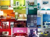 цвет, что означает цвет, цвета в спальне