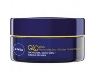 Nivea Visage Q10 Plus ночной крем для всех типов кожи (Anti-Wrinkle Night Cream) 50 ml