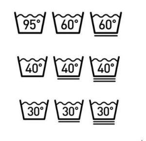 Маркировка на этикетках одежды