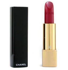 Красная помада Chanel