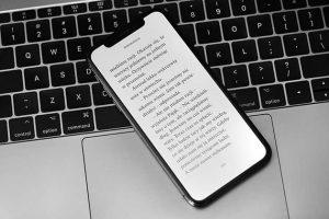 Чтение книг на iPhone