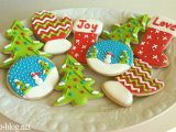 Простый рецепт рождественских пряников. Они выглядят красиво и безумно вкусно