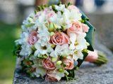 Речь цветов - как составить уникальный свадебный букет?