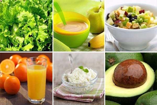 Список 100 диетических закусок до 100 ккал!