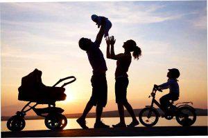 Наличие детей и создание семьи