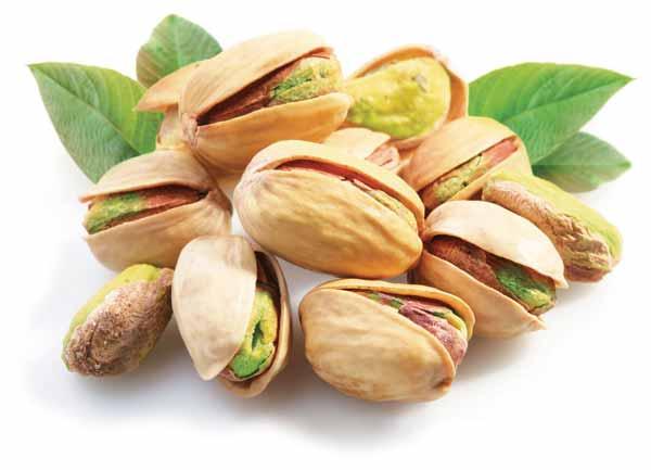 Фисташковые орехи