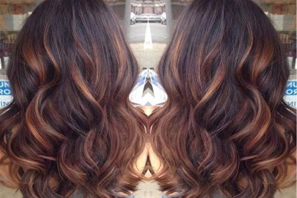 Коричневые волосы — эта теплая окраска завоевала наши сердца+много фото