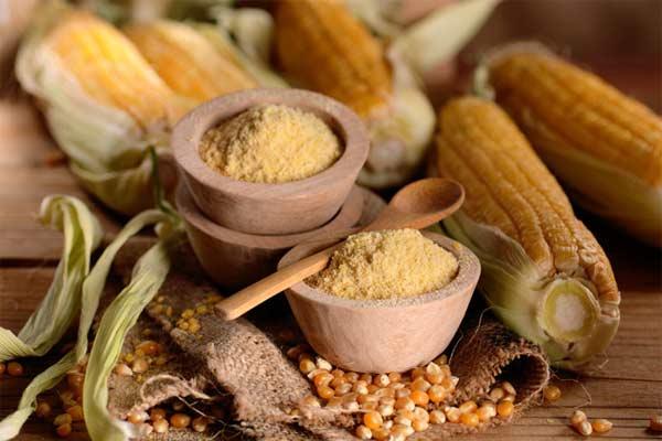 Кукурузная мука — подойдет не только на кухне, но и в косметичке