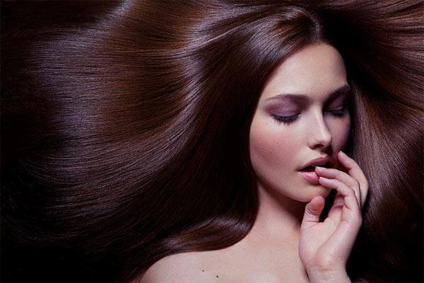 Способы для красивых и блестящих волос