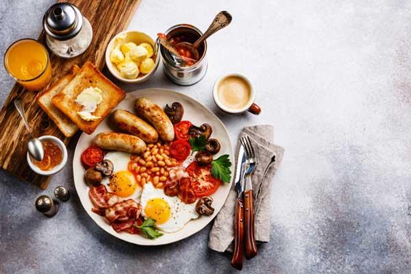 10 продуктов на завтрак