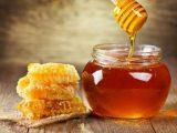Мед - спасение для вашей кожи!
