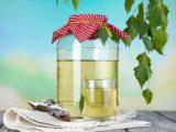 Березовая вода - целебные свойства