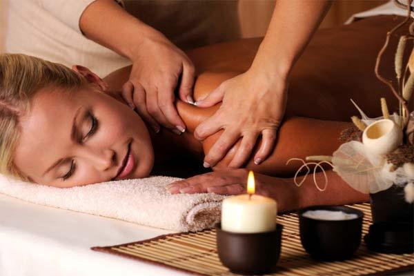 Расслабляющий массаж