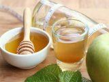 Что происходит когда вы пьете уксус с медом перед сном. Хитрый трюк
