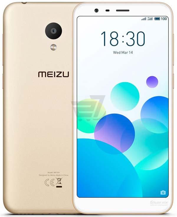 Meizu M8C 16GB Dual Sim Gold