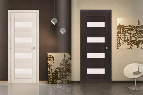 Экошпон межкомнатные двери: особенности материала