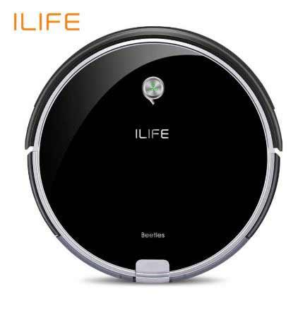 Роботы-пылесосы iLife
