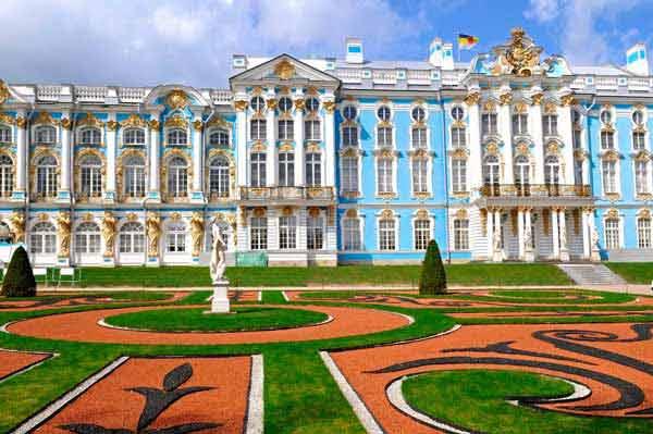 Царское Село в России