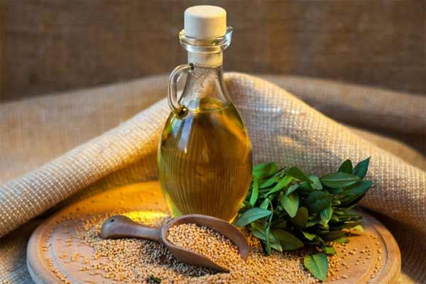 Горчичное масло — хит для ухода за волосами