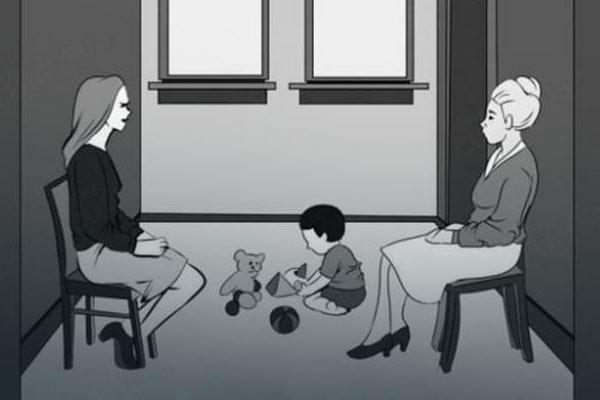 Какая из женщин является матерью ребенка? Ответ совсем не очевиден