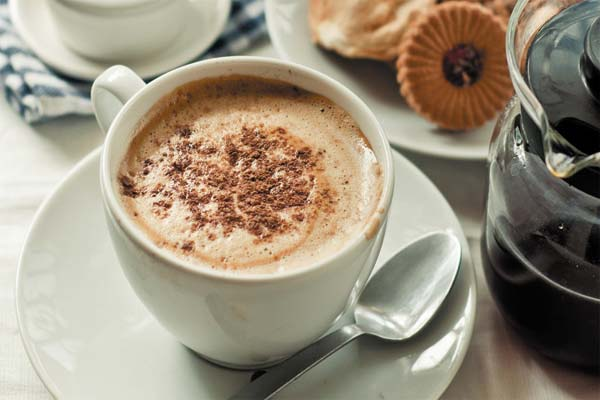 3 рецепта зимнего кофе