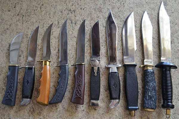 Какой нож выбрать — руководство