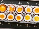 Яйца вкрутую и всмятку - как долго готовить?
