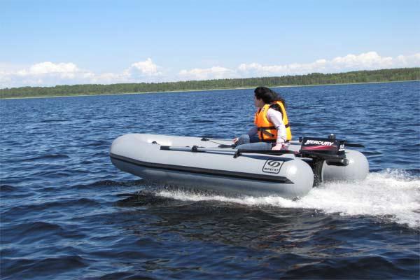 Преимущества лодок из ПВХ